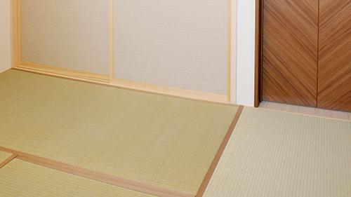 くつろぎの畳コーナー