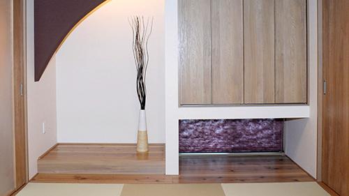 日本の伝統的な奥ゆかしさ「床の間」