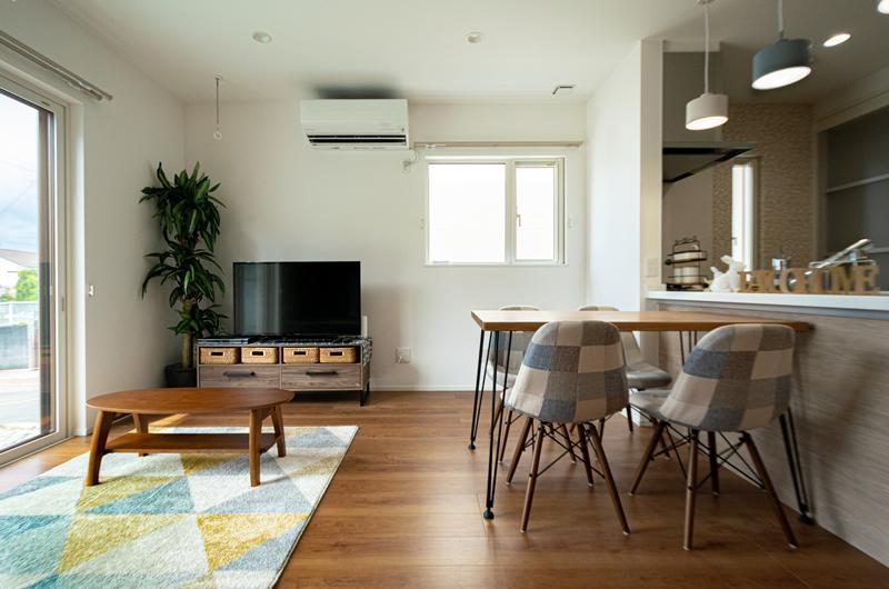 多彩な空間活用術 すっきり空間の家