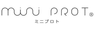 miniprot® ロゴ