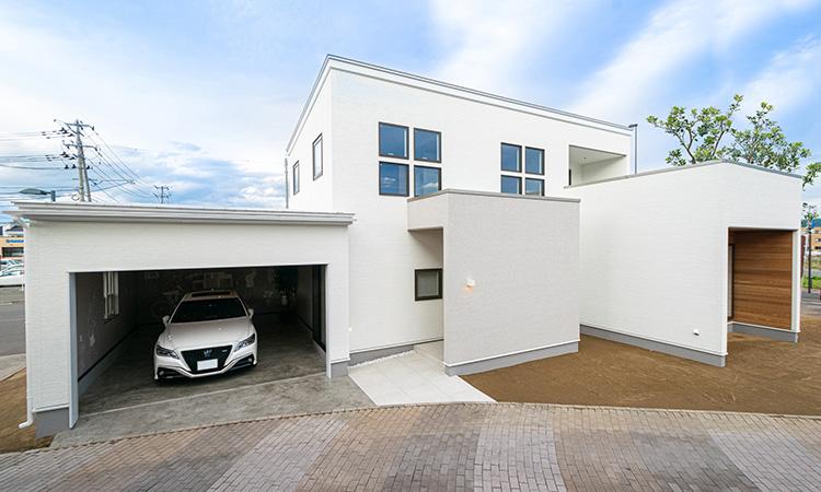 パルコタウン(ママ楽の家 simple style)