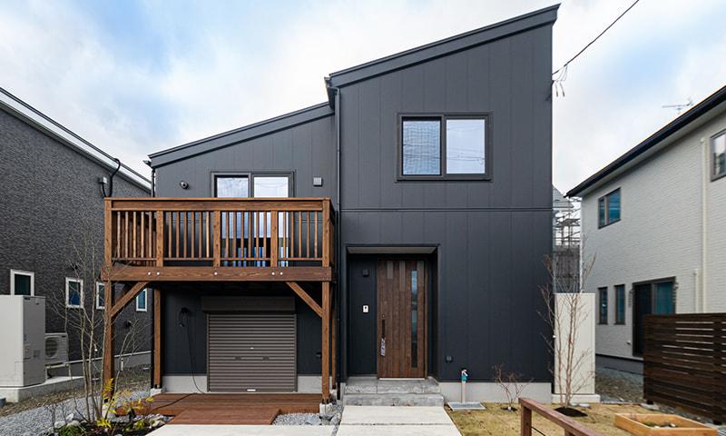 BinO <WAVE> 盛岡モデルハウス