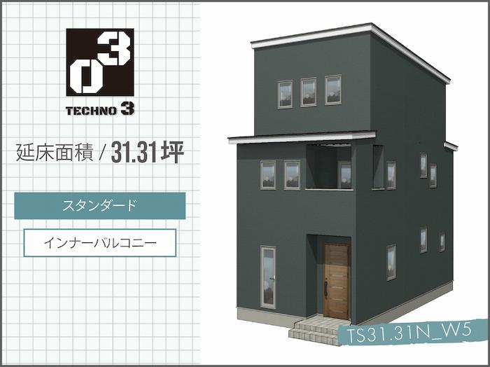 TECHNO3_31.31坪type