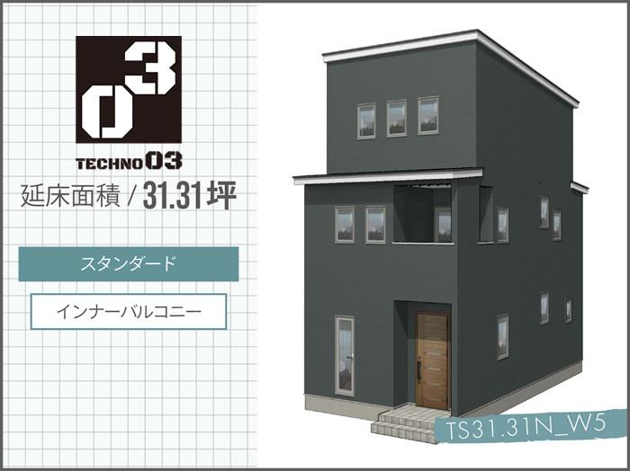 TECHNO3 TECHNO3_31.31坪type