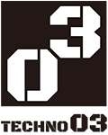 TECHNO3 ロゴ