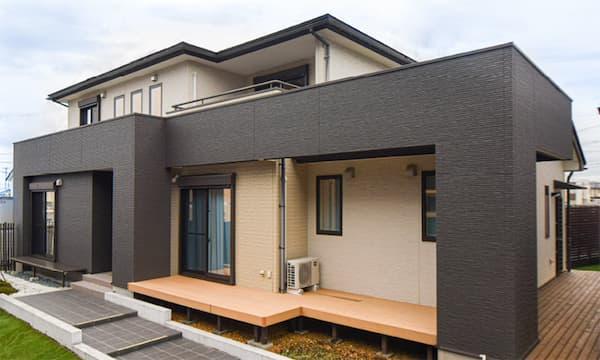 パルコタウン 二世帯モデルハウス